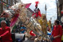 Photo of carnival in Ryde